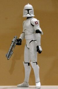 Star Wars The Clone Wars AT-TE Clone Trooper #2