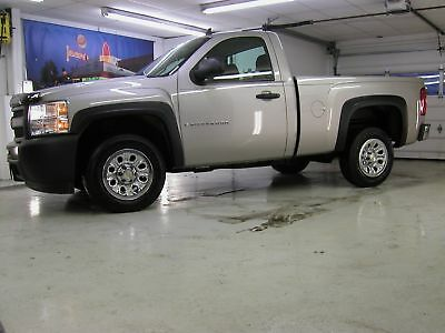 FENDER FLARES All 4 Wheel Wells For CHEVY SILVERADO 65 and 8Ft BEDS 2007 2013