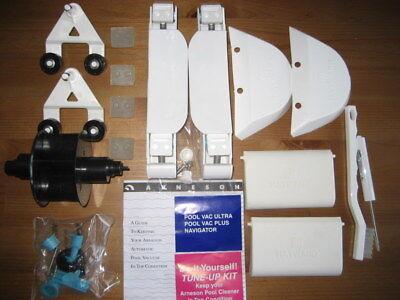 Free 2-3 Day Shipping Hayward Navigator Ultra Pool Vac Pool Cleaner Parts Kit