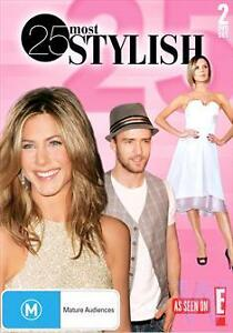 25-MOST-STYLISH-Brand-New-2-DVD-Set
