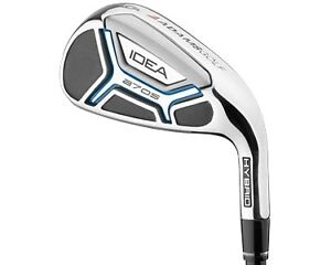 Adams Idea A7OS MAX 3-6 Hybrids, 7-PW Steel Irons NEW!