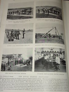 1896-ROYAL-MARINES-HOWITZER-SHELL-PRACTICE-PORTSMOUTH