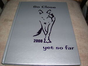 ORIGINAL-2008-DOWNTOWN-COLLEGE-PREP-HIGH-SCHOOL-YEARBOOK-ANNUAL-SAN-JOSE-CALIF