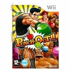 Nintendo Boxing Video Games