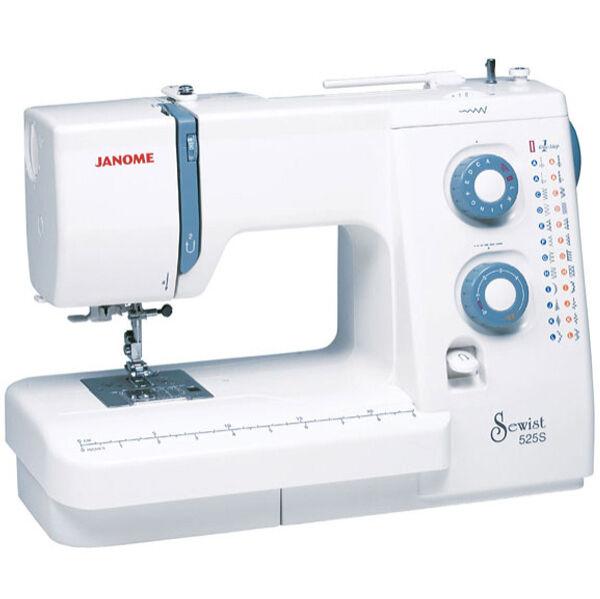Janome Sewist 40S Mechanical Sewing Machine EBay Amazing Janome 525s Sewing Machine Review