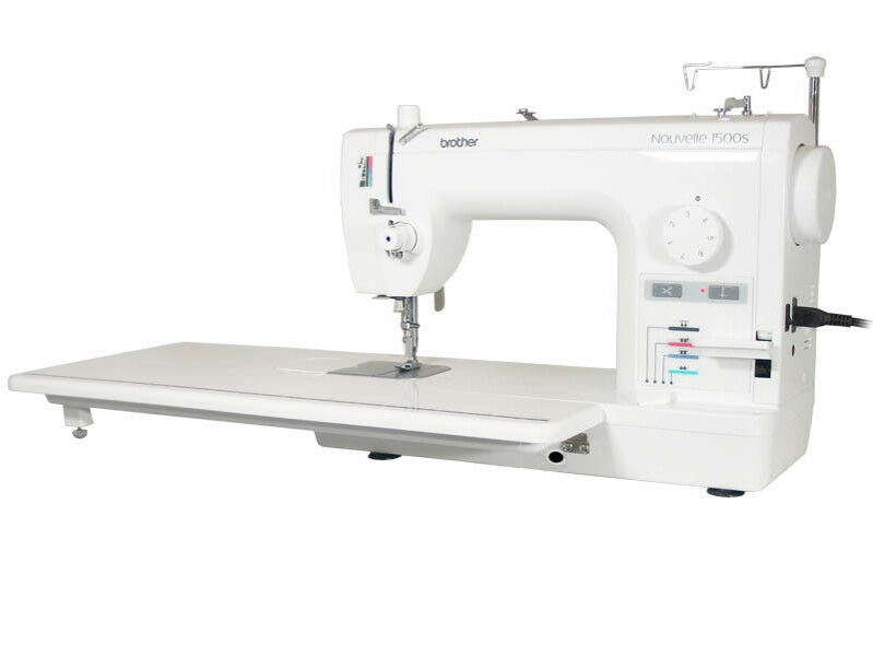 Brother PQ40S Mechanical Sewing Machine EBay Cool Brother Pq1500sl Sewing Machine