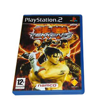Sony PlayStation 2 Fighting NAMCO Video Games with Manual