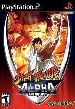 Jeux vidéo anglais Street Fighter PAL