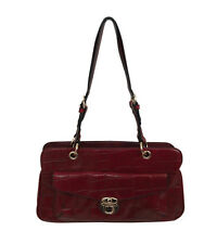 d84581430be Women s Crocodile Alligator Shoulder Bags   eBay