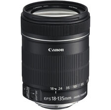 Canon EF-S Auto & Manual Focus DSLR Camera Lenses