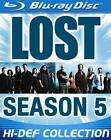 Lost - The Complete Fifth Season (Blu-ray Disc, 2009, 5-Disc Set) (Blu-ray Disc, 2009)