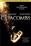 Catacombs-DVD-2008-Unrated-Director-039-s-Cut-DVD-2008