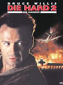 Die Hard 2: Die Harder (DVD, 1999, Widescreen) New