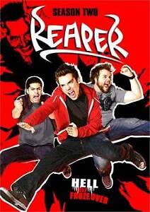 Reaper: Season 2, Very Good DVD, Bret Harrison, Tyler Labine,