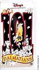 101 Dalmatians (VHS, 1999)