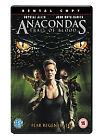 Anacondas - Trail Of Blood (DVD, 2010)