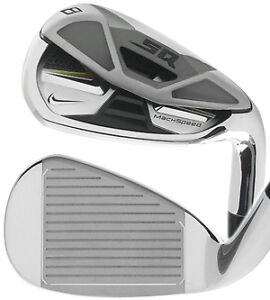 LEFT-HANDED-NIKE-SQ-MACHSPEED-5-PW-AW-IRONS-REGULAR-STEEL-EXCELLENT