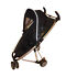 Quinny Zapp Rocking Black Jogger Single Seat Stroller