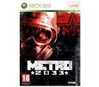 Metro 2033 (Microsoft Xbox 360, 2010)