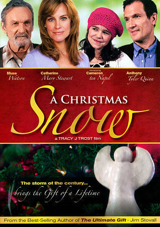 A Christmas Snow (DVD) Catherine Mary Stewart New & SEALED free shipping