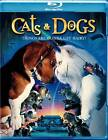 Cats  Dogs (Blu-ray Disc, 2010, With Movie Cash)