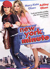 New York Minute (DVD, 2004, Widescreen)