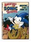 Adventures Of Sonic The Hedgehog - Sonic The Hero (DVD, 2009)