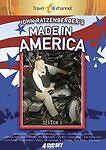 John Ratzenbergers Made In America DVD, 2007  - $7.00