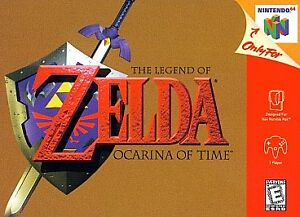 The Legend of Zelda: Ocarina of Time  (N...