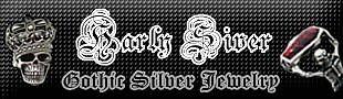 GOTHIC SILVER JEWELRY