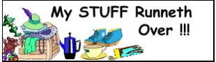 Grandma Evvy's Stuff