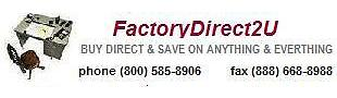FACTORY DIRECT 2U OFFICE PRODUCTS