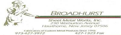 BROADHURST INDUSTRIES