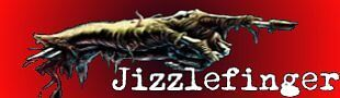 Jizzlefinger's Horror books
