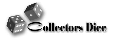 Collectors Dice