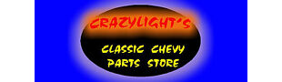 CRAZYLIGHT'S CLASSIC CHEVY PARTS