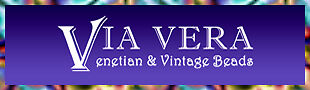 VIA VERA Venetian and Vintage Beads