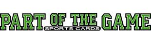 Part of the Game sports cards