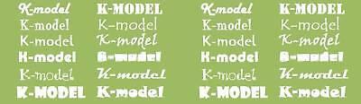 K-model 1:87 HO