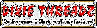 dixie threadz printed t-shirts