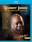 Quincy Jones' 75th Birthday Celebration - Live At Montreux 2008 (Blu-ray, 2009)