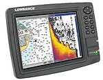 Lowrance LCX-113C HD GPS Receiver