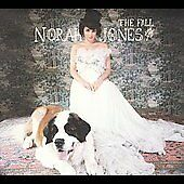 The Fall by Norah Jones CD New Nov-2009 Blue Note Label Made In EU
