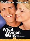 What Women Want (DVD, 2001, Widescreen - Checkpoint)