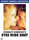 Eyes Wide Shut (DVD, 2001, Stanley Kubrick Collection)