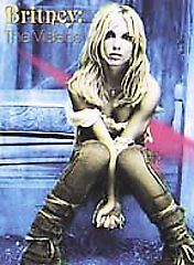 Britney: The Videos (DVD, 2001)