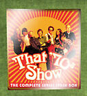 That 70s Show - Complete Giftset (DVD, 2008, 32-Disc Set, Checkpoint Pan and Scan Sensormatic)
