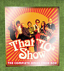 That 70s Show - Complete Giftset (DVD, 2...