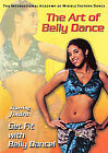 The Art Of Bellydance: Get Fit With Belly Dance With Jindra (DVD, 2008)
