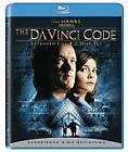 The DaVinci Code (Blu-ray Disc, 2009, 2-Disc Set)